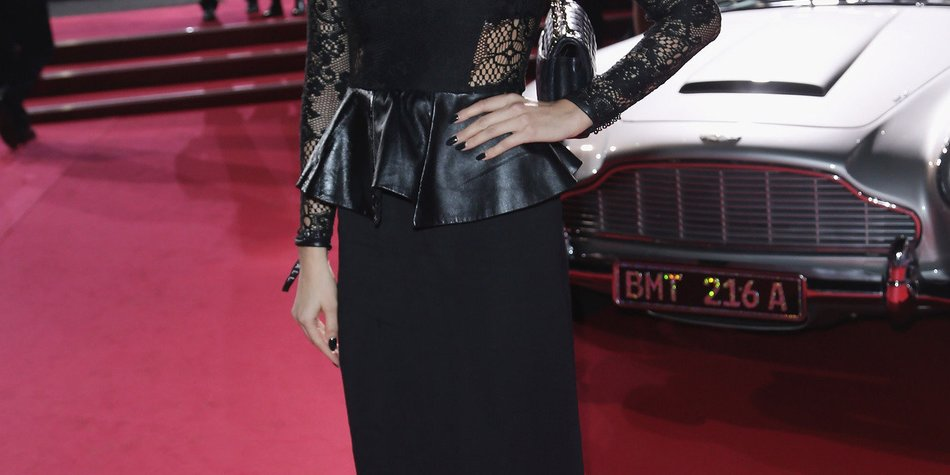 Shermine Shahrivar ist wieder Single