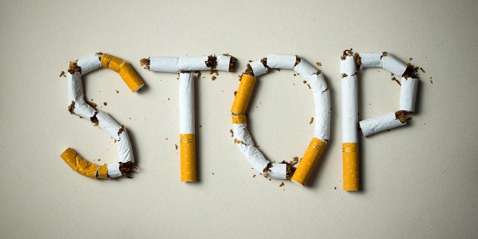 Haut vorher aufhören nachher rauchen Rauchen haut