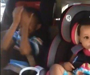 Viral Video zeigt unbezahlbare Reaktion auf erneute Schwangerschaft