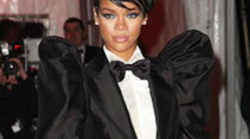 Rihanna sagt Comeback-Konzert ab