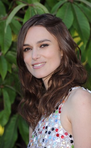 Keira Knightley: Sexy Beach Waves
