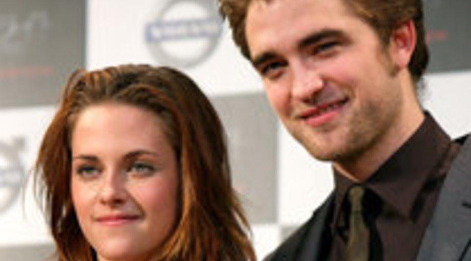 Robert Pattinson und Kristen Stewart: Sex in Umkleide?