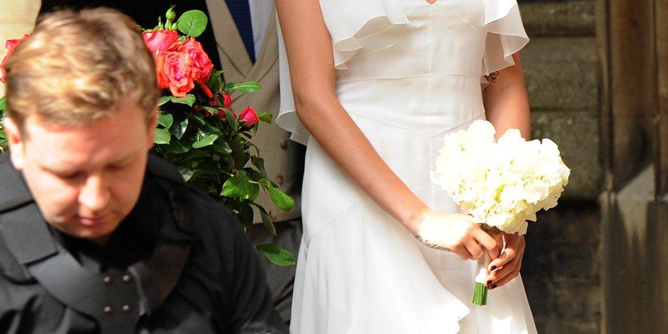Cara Delevingne: Ihre Schwester hat geheiratet!