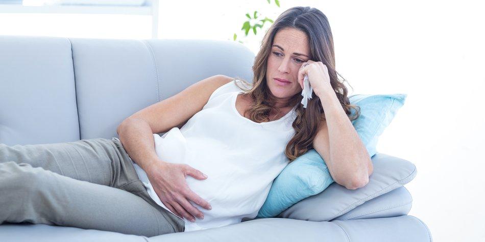 Depression in der Schwangerschaft