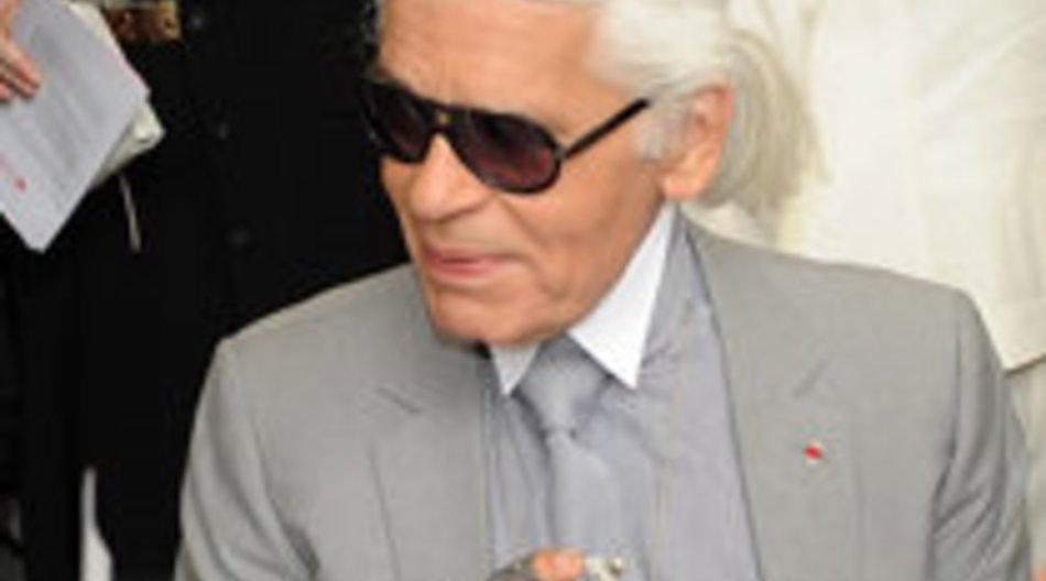 Karl Lagerfeld: Extrawünsche