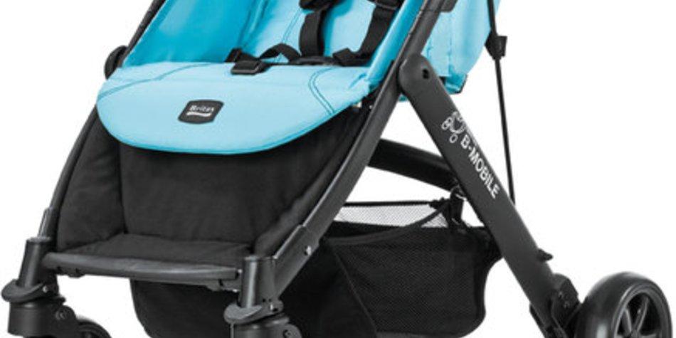 Buggys: Unterwegs mit dem Baby