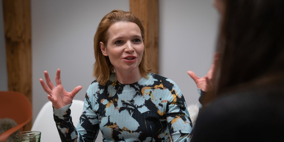 Interview mit Karoline Herfurth über Frauen in der Filmbranche