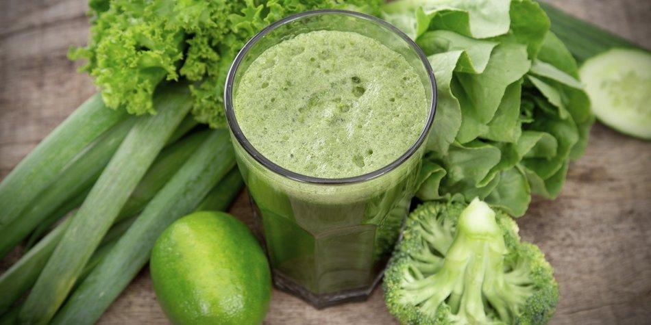 Grüne Smoothies: Echtes Superfood oder Werbegag?