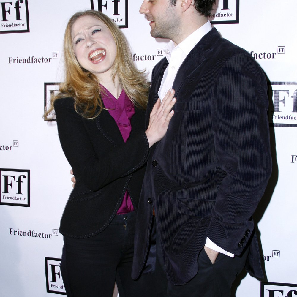 Chelsea Clinton: Kinder in Planung?