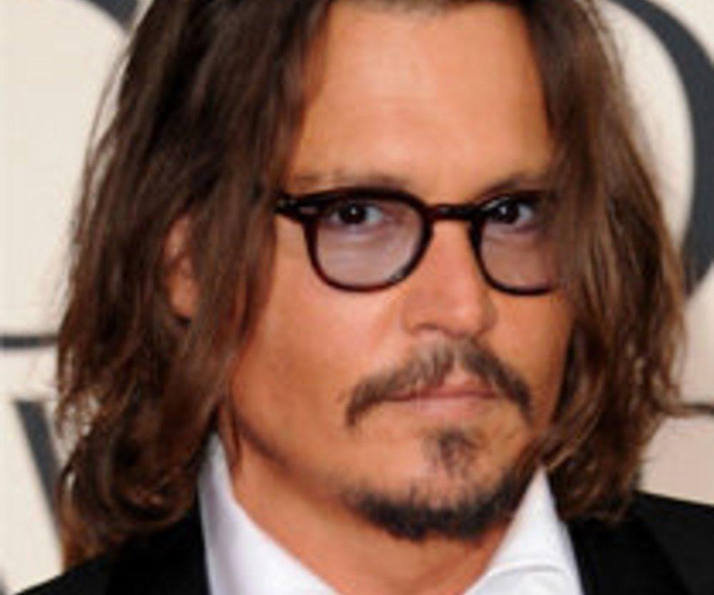 """Johnny Depp spricht die Eidechse """"Rango"""""""