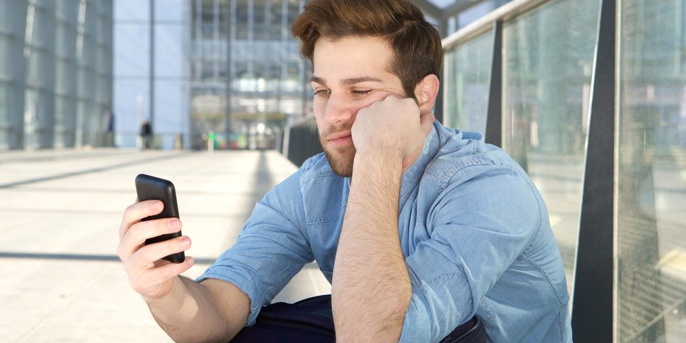 Wie reagieren Männer, wenn man sich nicht mehr meldet?