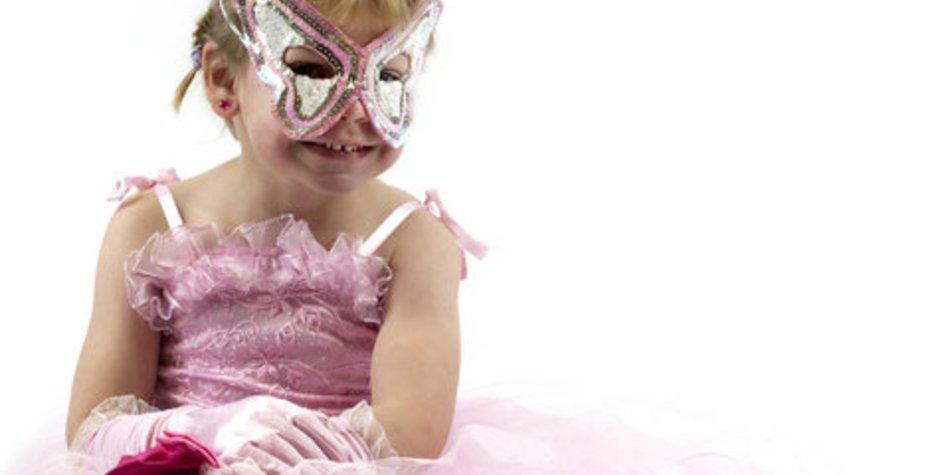 Karnevalsmasken chemisch belastet