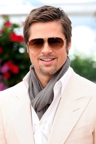 Brad Pitt in Cannes 2009