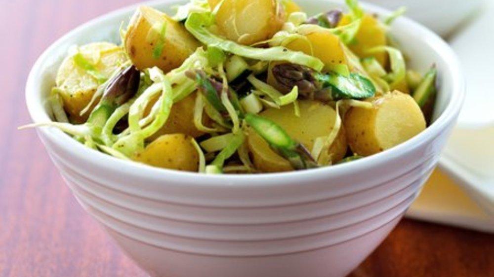 Kartoffel Endiviensalat