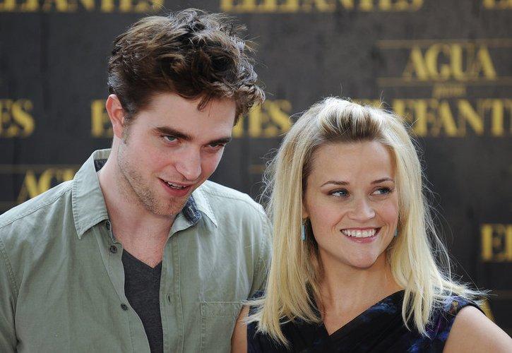 Robert Pattinson und Reese Witherspoon haben 2011