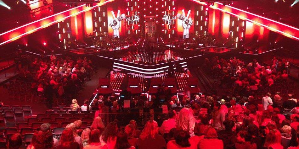 The Voice of Germany: Willkommen im Halbfinale