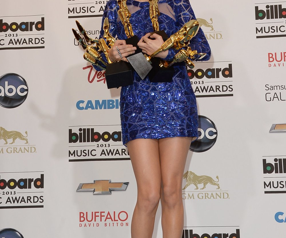 Billboard Music Awards: Taylor Swift räumt ab!