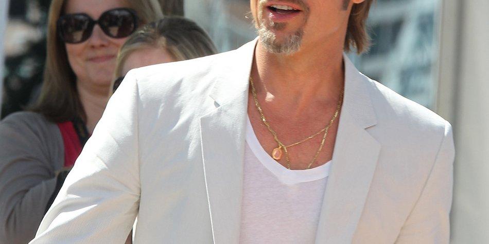 """Brad Pitt: Ein """"verdammt guter Schauspieler""""?"""