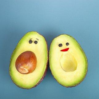 Avocadokern essen