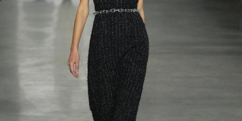 Calvin Klein bei der New York Fashion Week Fall/Winter 2014/15