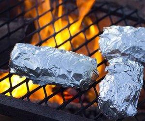 Folienkartoffeln grillen