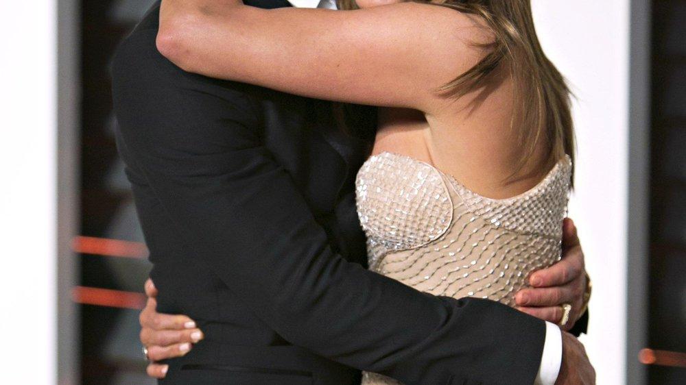 Jennifer Aniston und Justin Theroux: Flitterwochen im Paradies