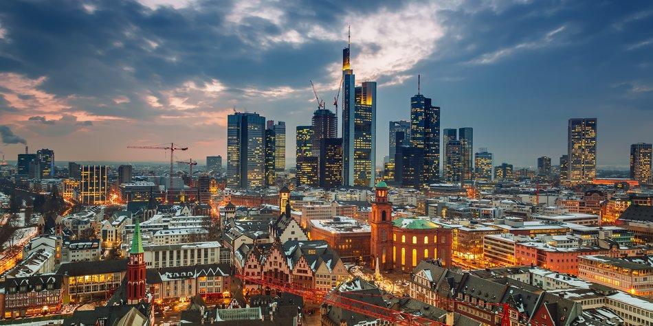ungesündesten Städte Deutschlands