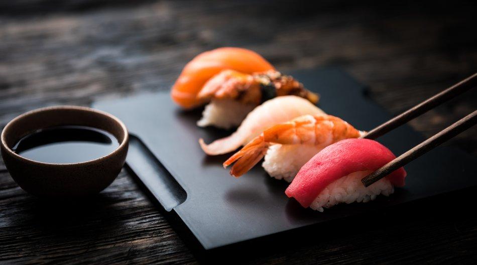 Ärzte warnen vor Sushi-Wurm
