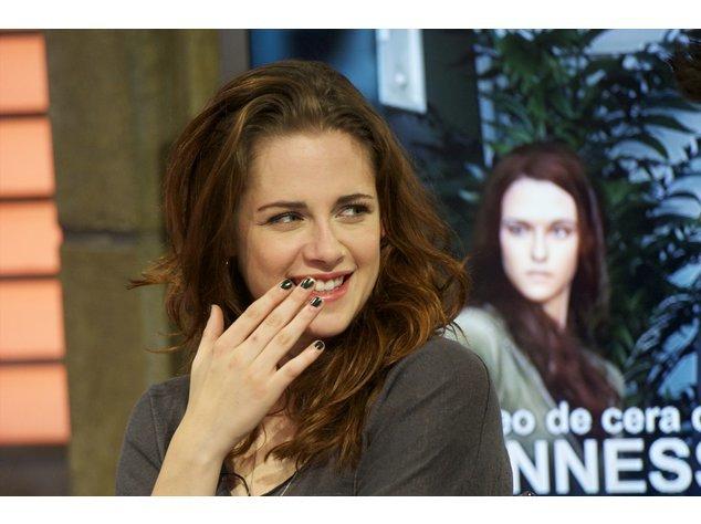Kristen Stewart in einer TV-Show