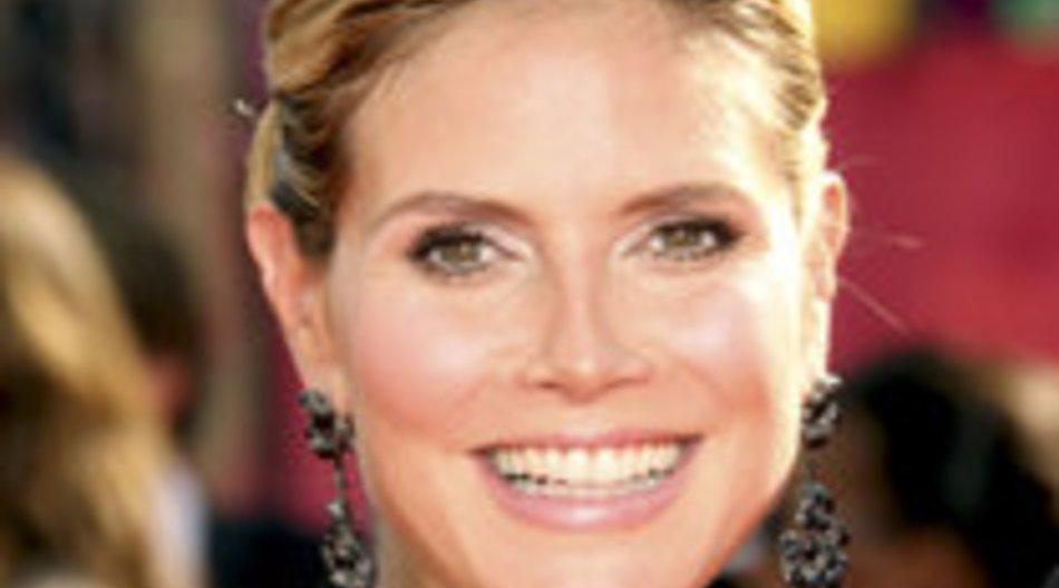 Heidi Klum: Die kleine Tochter ist da