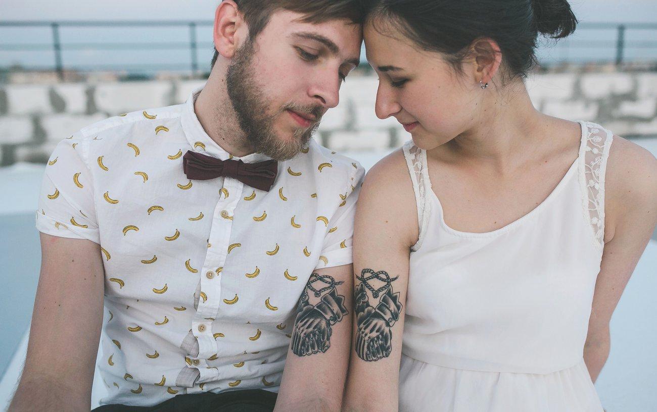 Partner-Tattoos
