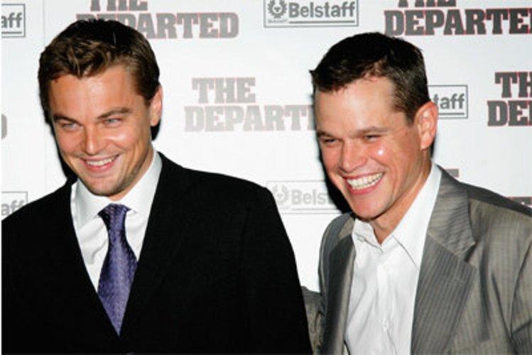 Matt Damon: Der The Bourne Identity-Schauspieler