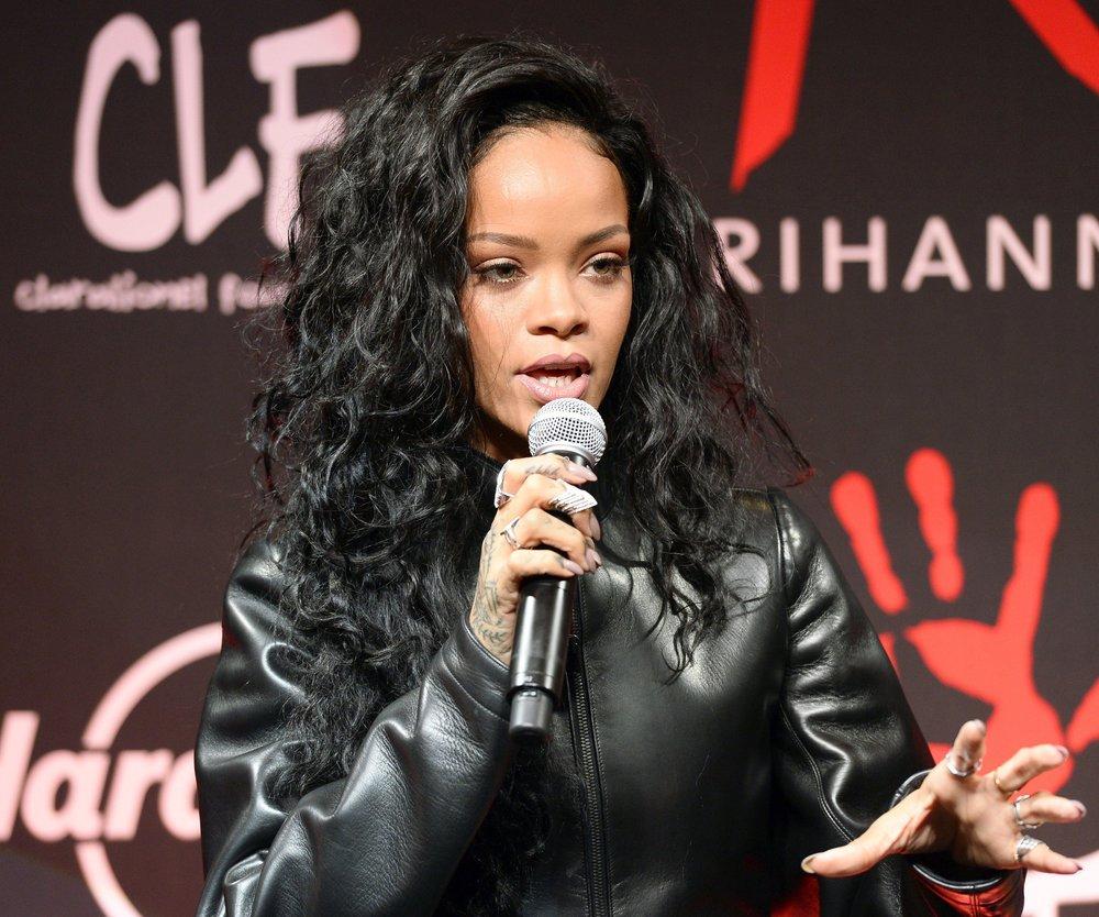 Rihanna arbeitet an ihrem neuen Album