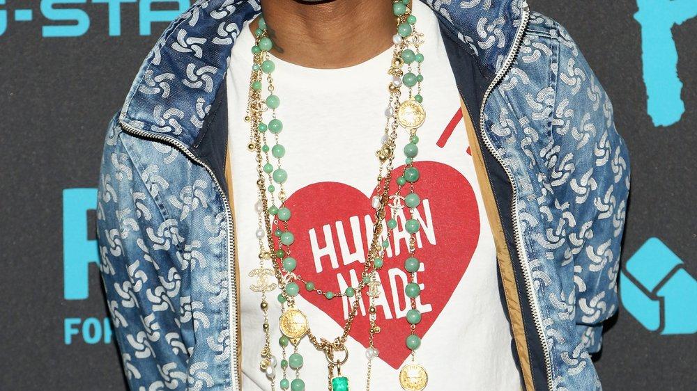 Pharrell Williams präsentiert neue Modekollektion