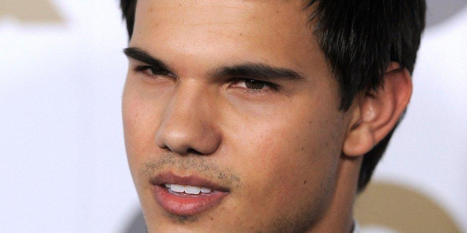 Taylor Lautner: Sein Kuss mit Lily Collins!