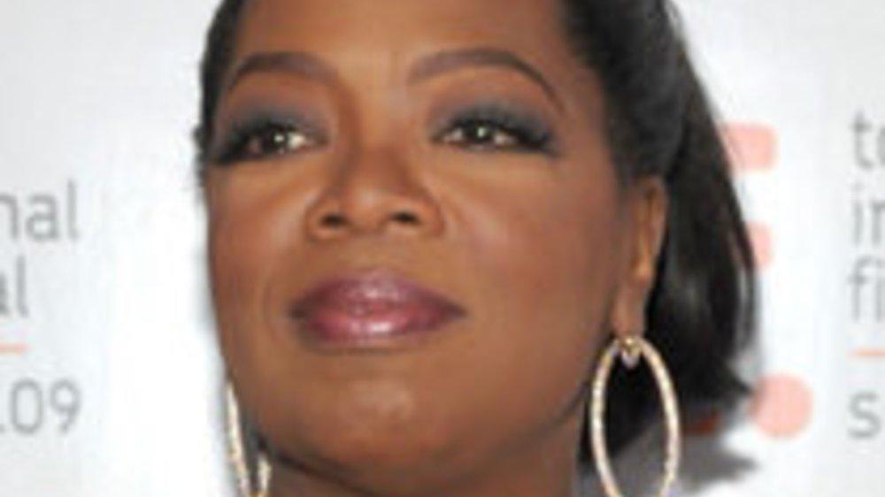 Oprah Winfrey ist heterosexuell