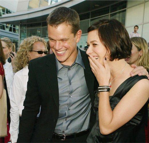 Der Gewinner des Golden Globe: Matt Damon