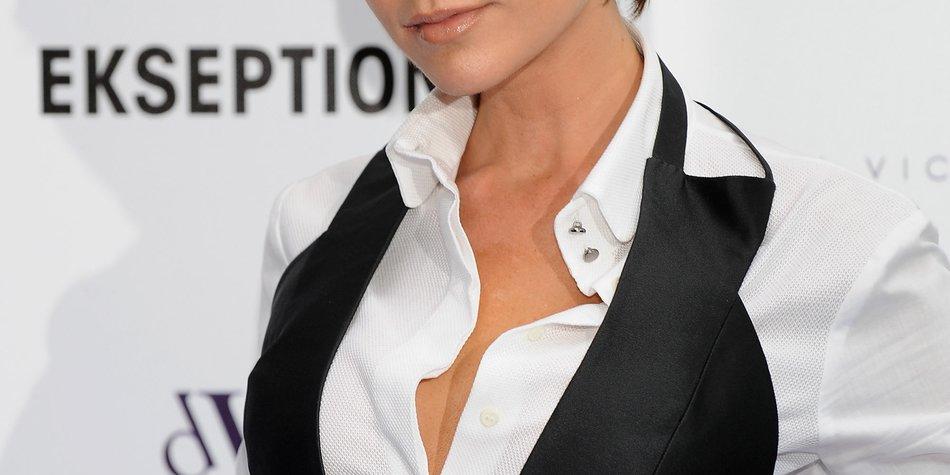 Victoria Beckham will einen Butler aus dem Buckingham Palace