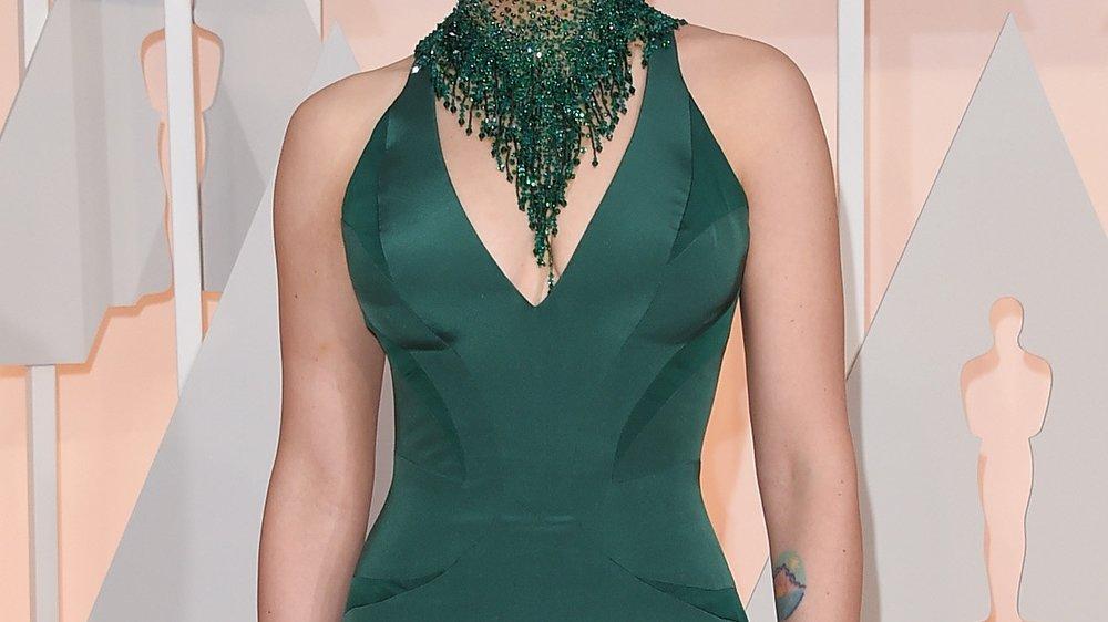 Scarlett Johansson pumpte bei den Oscars Muttermilch ab