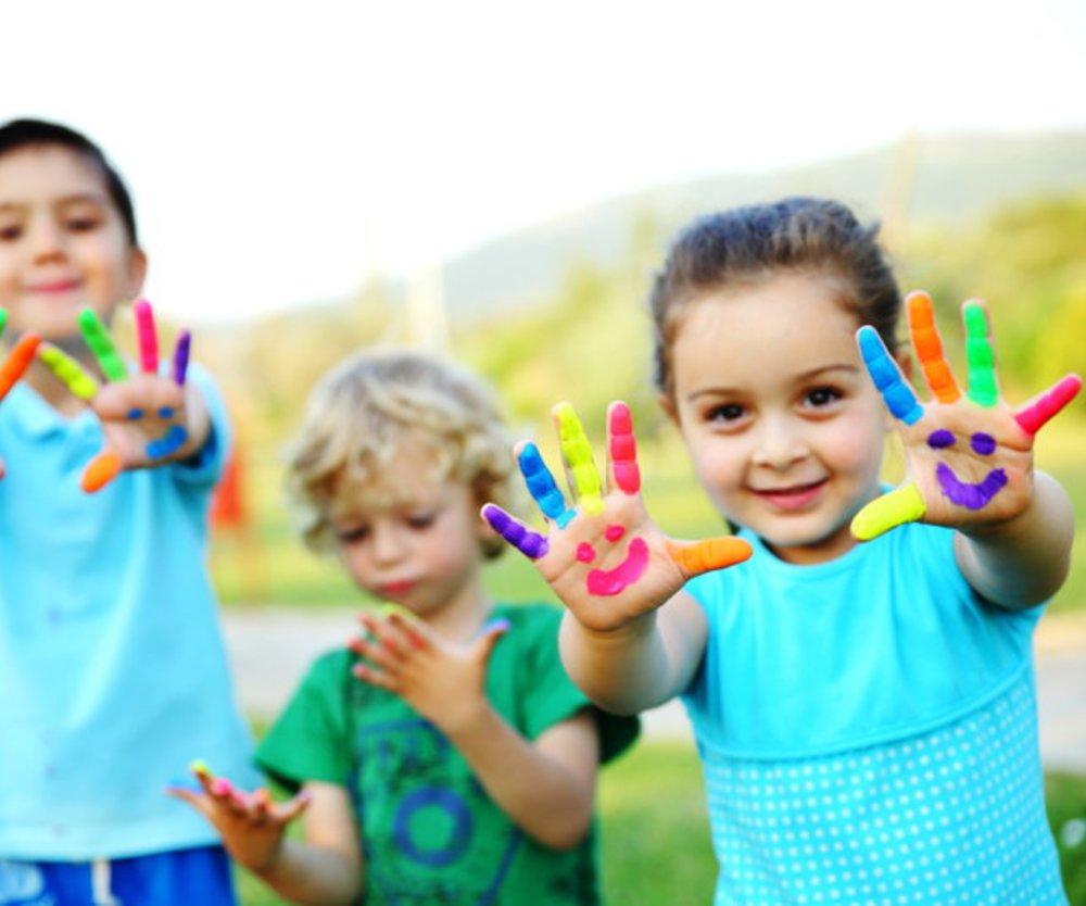 Spielend lernen – Kinder entdecken die Welt