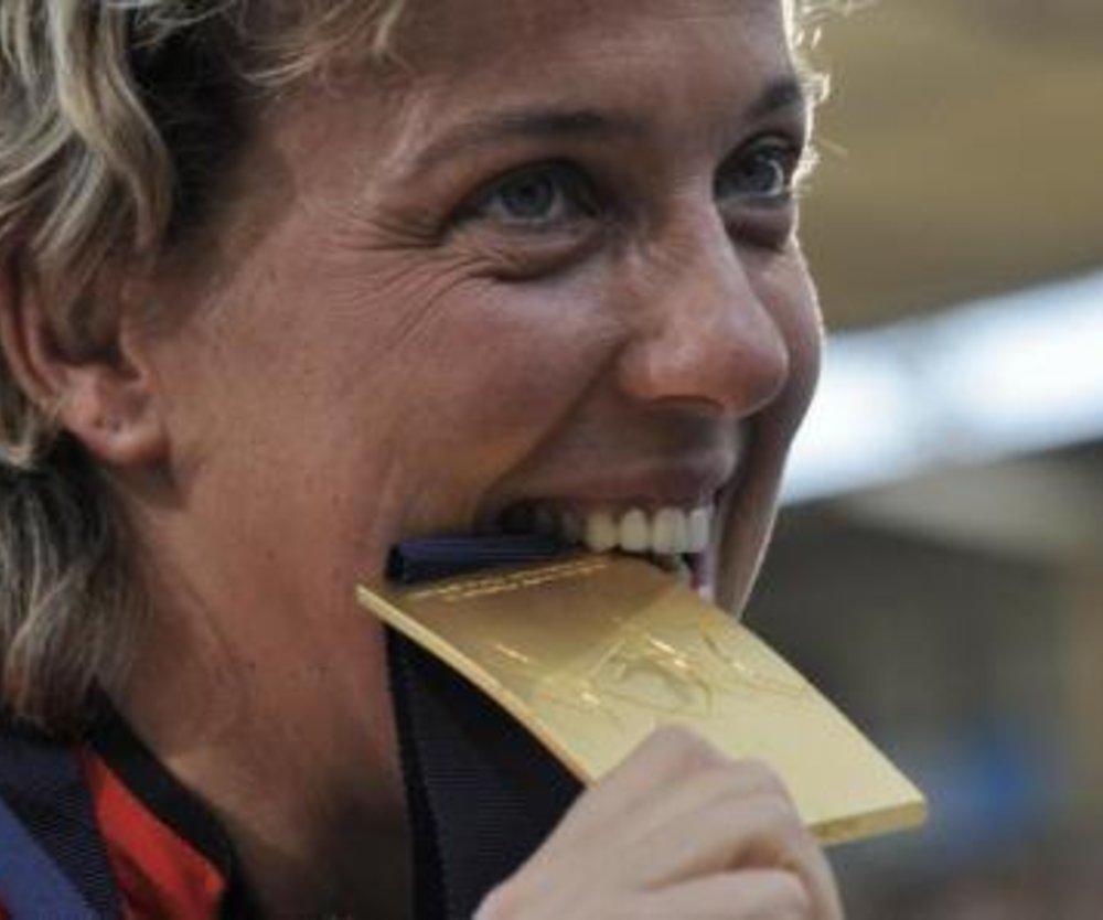 Sportlerin des Jahres 2009: Steffi Nerius