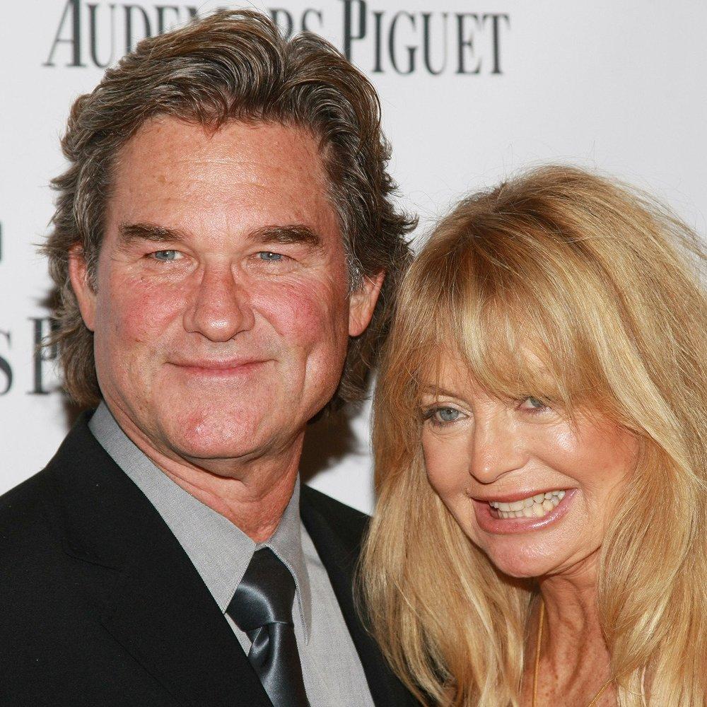 Goldie Hawn: Kurt Russell gefiel ihr schon mit 16