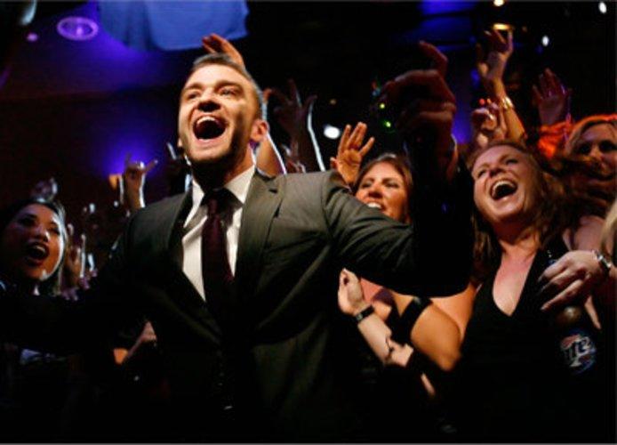 Justin Timberlake startete 2002 seine Solo-Karriere