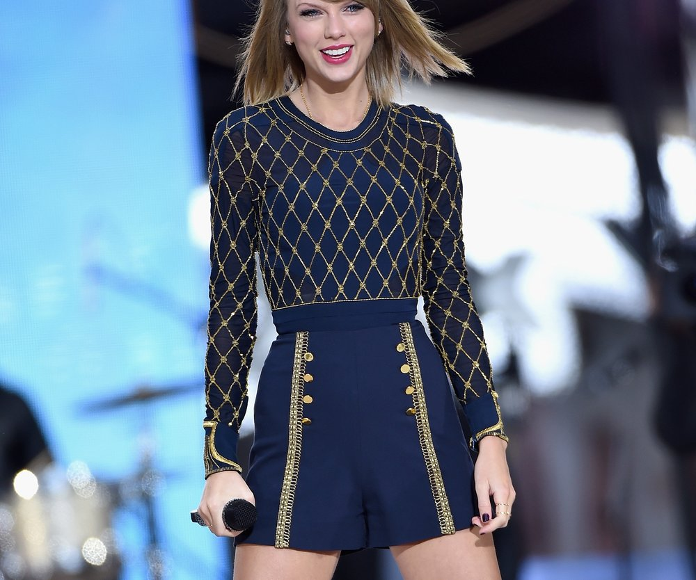 Taylor Swift möchte kein Sex-Symbol sein