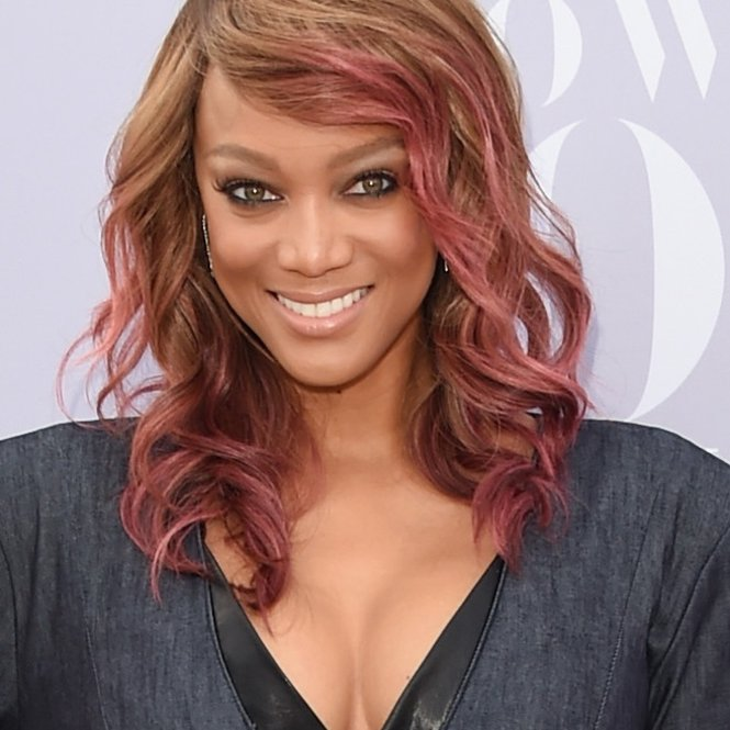 LOS ANGELES, CA - DECEMBER 09:  Model Tyra Banks attends the 24th annual Women in Entertainment Breakfast hosted by The Hollywood Reporter at Milk Studios on December 9, 2015 in Los Angeles, California.  (Photo by Jason Merritt/Getty Images)