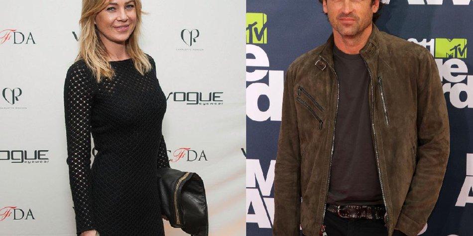 Greys Anatomy: Ellen Pompeo und Patrick Dempsey bleiben dabei