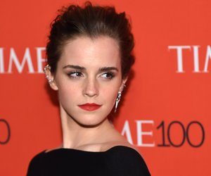 Honoree Emma Watson attends the Time 100 Gala celebrating the Time 100 issue of the Most Influential People at The World at Jazz at Lincoln Center on April 21, 2015 in New York. AFP PHOTO / TIMOTHY A. CLARY (Photo credit should read TIMOTHY A. CLARY/AFP/Getty Images)