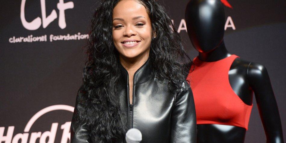 Rihanna: Alles fit im Schritt?