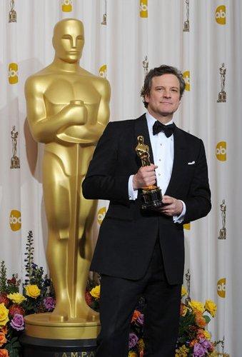 Oscars 2011: Colin Firth ist bester Hauptdarsteller