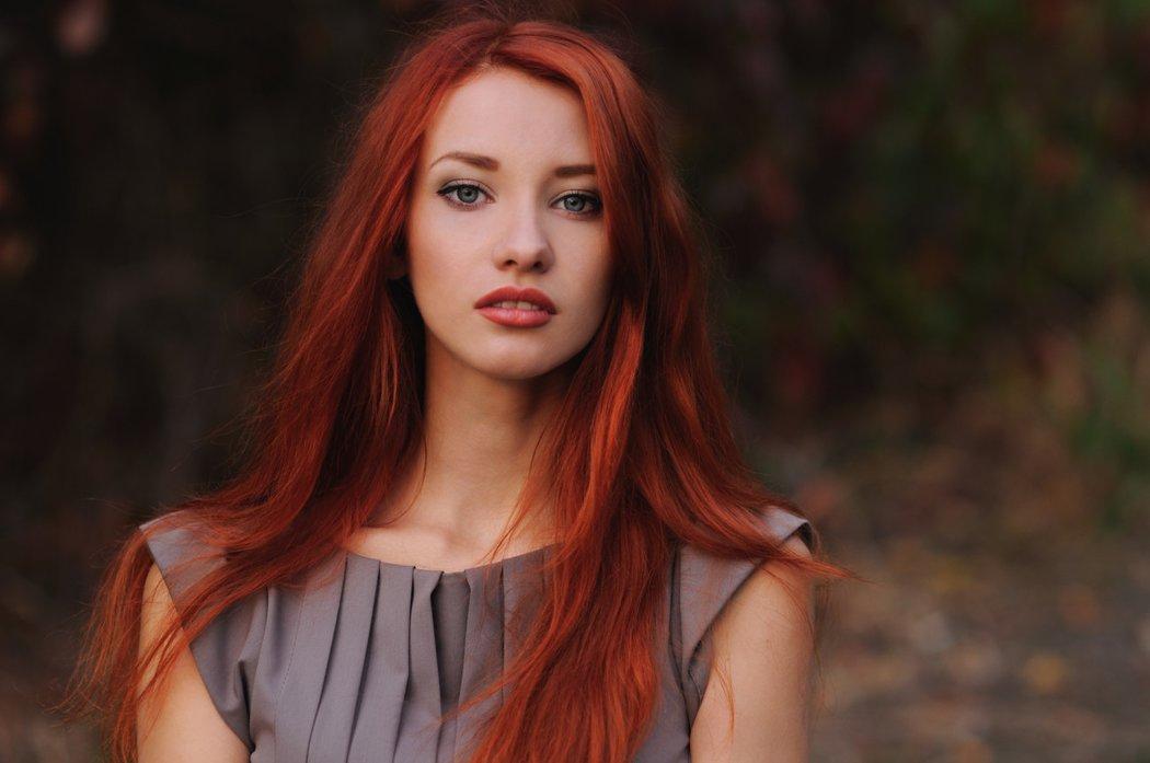 braune haare dunkelrot färben